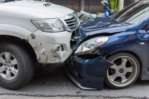 Two car crash teen driving accident lawyer dc
