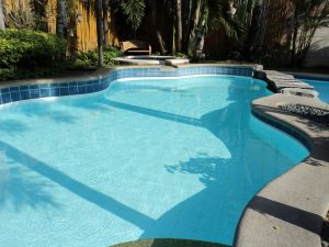 Picture of Backyard Pool at Daytime