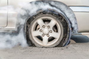How to Prevent Tire Blowouts and What to Do in Case of an Accident