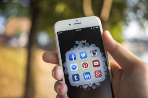 keeping your case off of social media