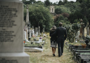 Wrongful death attorney in Washington DC helping a client